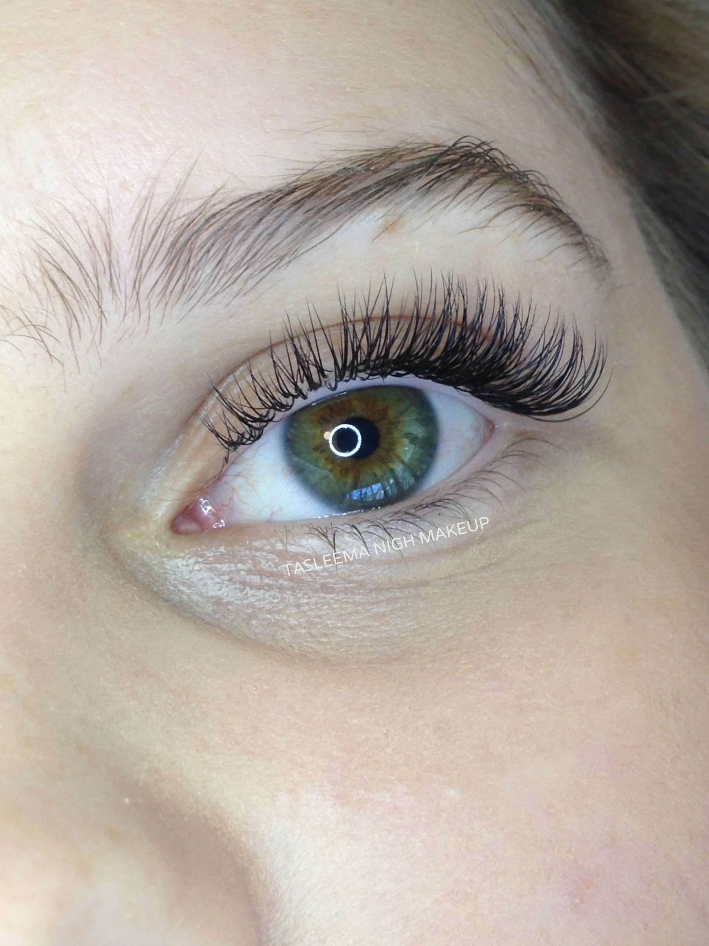 How to clean your eyelash extensions. How to clean