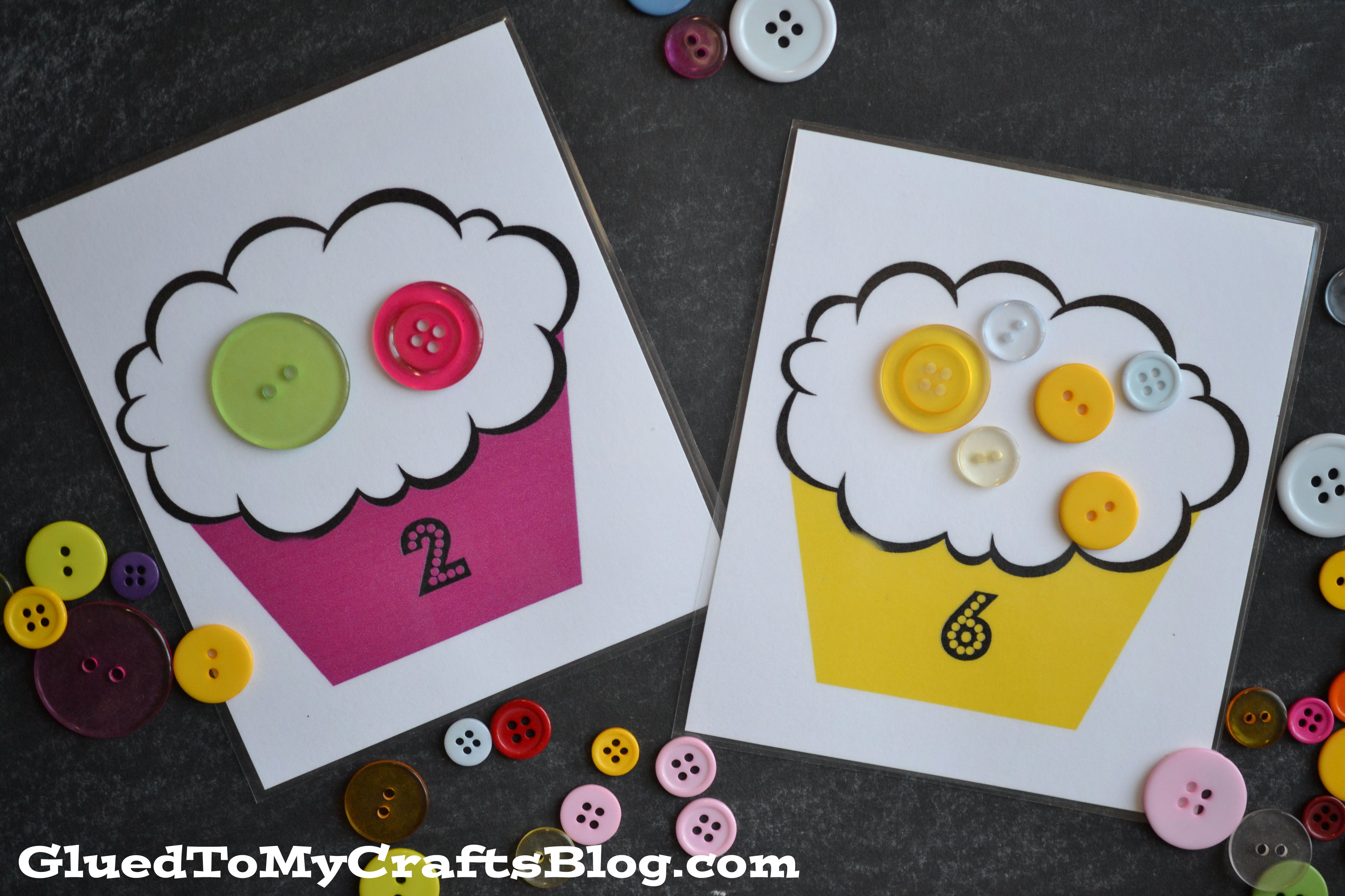 Cupcake Counting Game