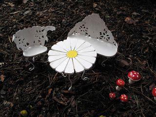 Saara's Dollhouse - Saaran nukkekoti: minikuvaelmat luonnossa Outdoor miniature photo stories