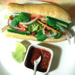 i miss these vietnamese sandwiches