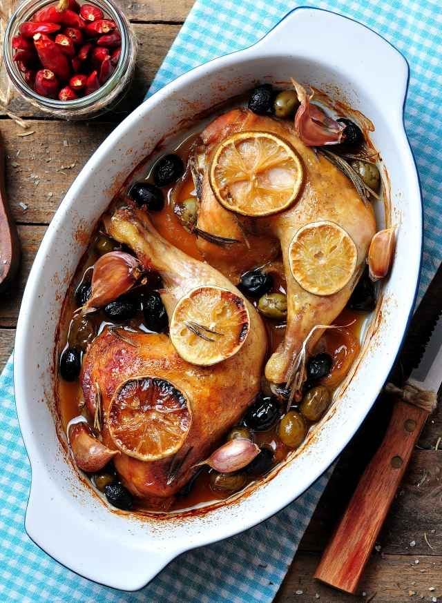 Chicken with prunes apricots and olives recipe middle eastern chicken with prunes apricots and olives passover recipesjewish forumfinder Image collections