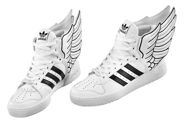 Jeremy Scott for Adidas | Adidas wing shoes, Adidas jeremy