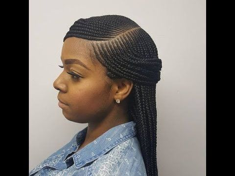 Braids Hairstyles Interesting 2018 Braid Styles  Totally Chic Braids Hairstyles  Pinterest