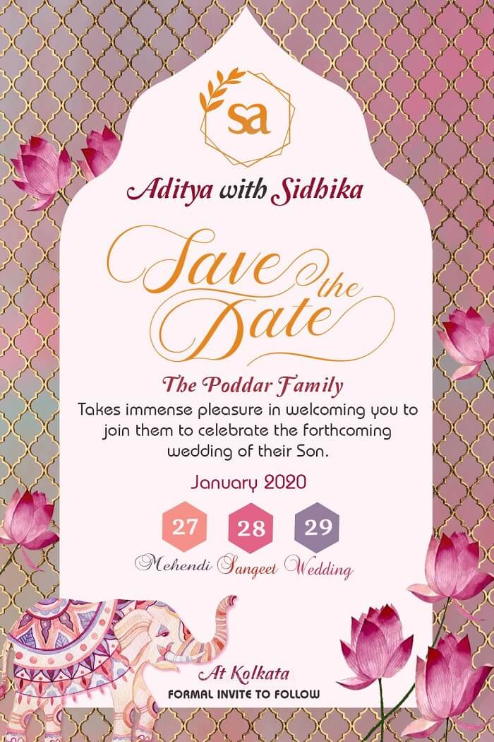 Best Creative Wedding Invitation Email Designs Use For Your Wedding Or Make For Someone Else S Hindu Wedding Invitation Cards Indian Wedding Invitation Cards Indian Wedding Invitation Card Design