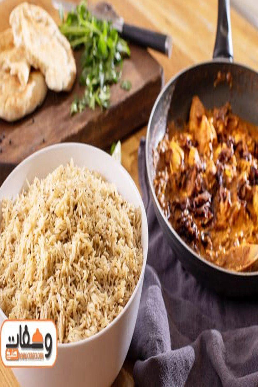 طريقة عمل دجاج بالزبدة في 9 خطوات سهله Food Rice Grains