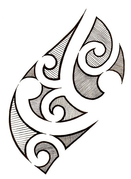 91d68a9366a03 Polynesian tattoo 1 by Melhadkei on deviantART Maori Tattoos, Tribal Tattoos,  Band, Arabic