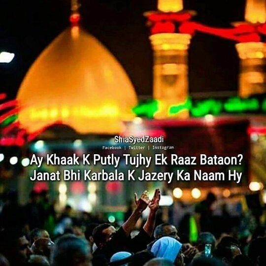 Non Muslim Perspective On The Revolution Of Imam Hussain: Pin By Faiza Noor On Karbala