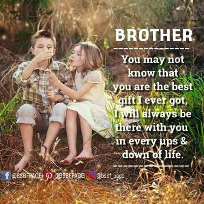 Thank You For Being With Me Brother Brother Quotes Brother Birthday Quotes Brother Sister Quotes