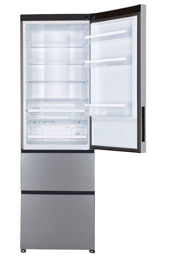 Refrigerateur Congelateur En Bas Haier A2fe635cfj Inox 3818845 Frigo Inox Refrigerateur Refrigerateur Congelateur