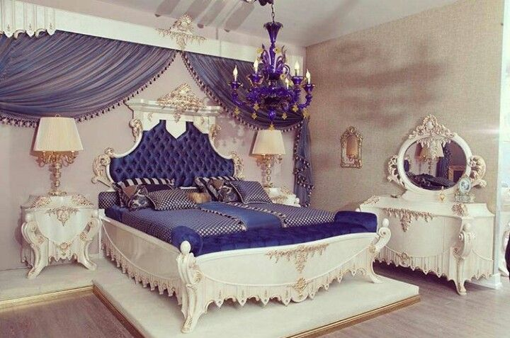 Pin By Alaa Elsaid On غرف نوم Furniture Luxurious Bedrooms