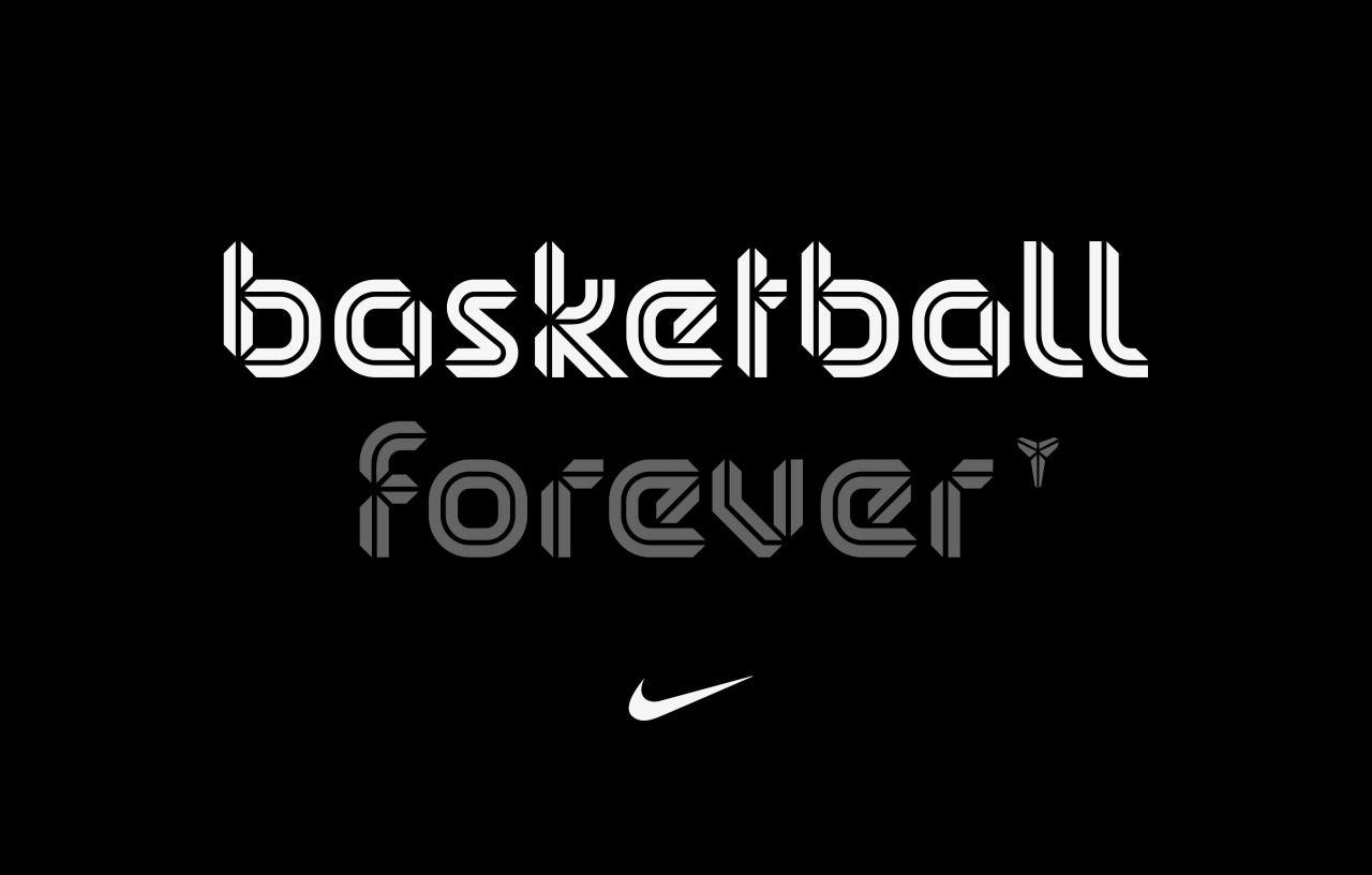 Kobe Bryant Brand typeface for NBA basketball player Kobe Bryant. Client   Nike   Jordan 4801fa1729a7
