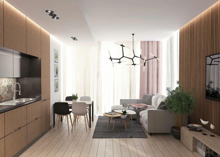 Divani Angolari Con Tavolino.Pin On Interior Design