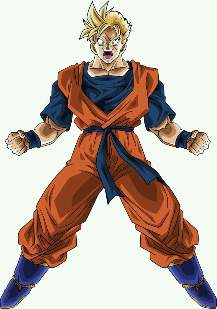Gohan Del Futuro Ssj Personajes De Dragon Ball Personajes De Goku Broly Ssj