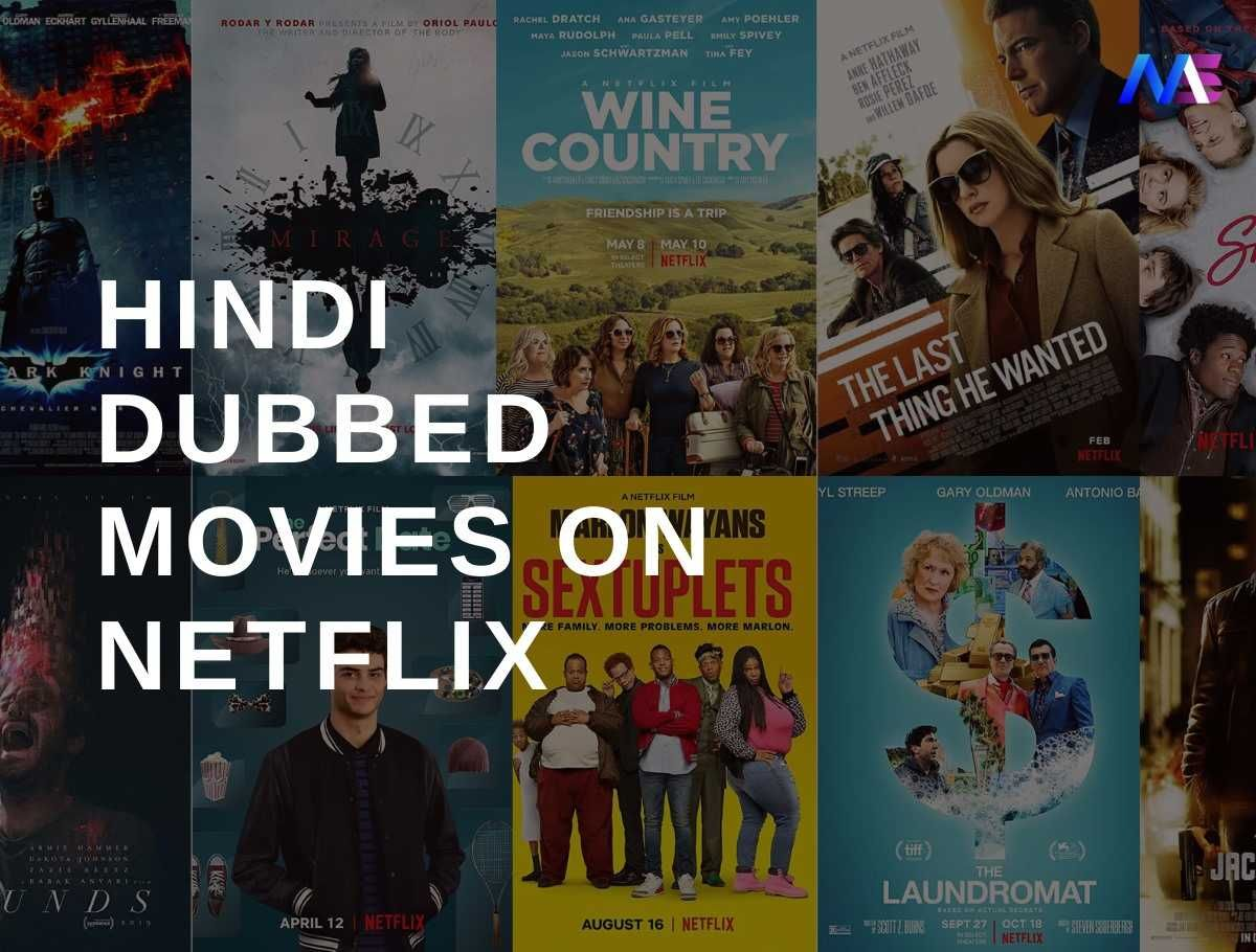 20 Must Watch Hindi Dubbed Movies on Netflix   Movies to watch ...