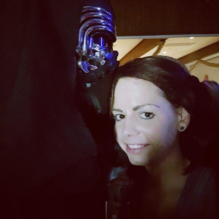 #reylo #cosplay #starwars #kyloren #rey