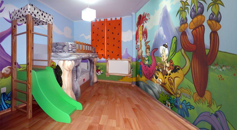 Pica piedra ocio habitaciones tem ticas ni os y camas incre bles - Habitaciones infantiles tematicas ...