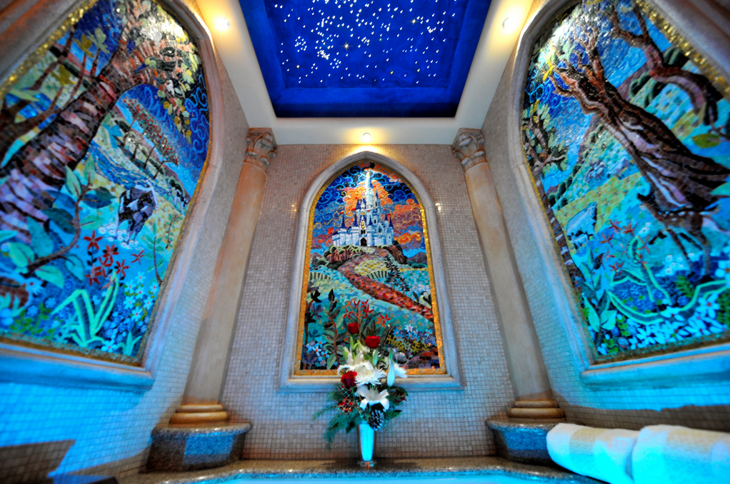 Apartment Inside Cinderella S Castle cinderella castle suite magic kingdom image gallery - hcpr
