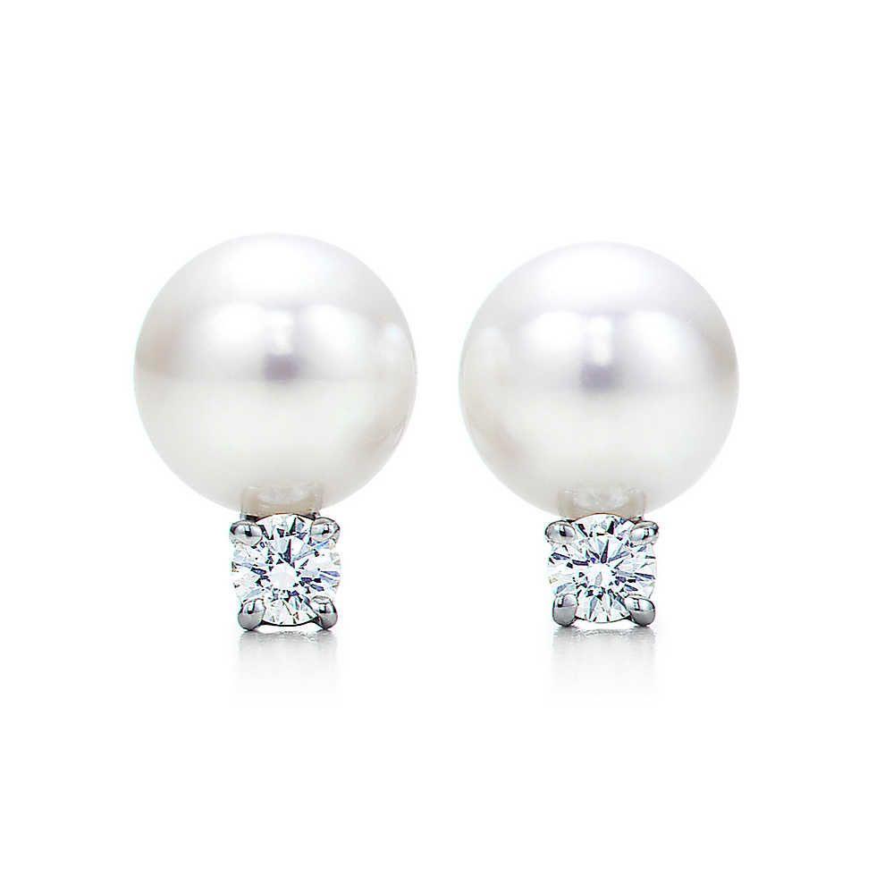 Tiffany Signature™ Pearl Earrings