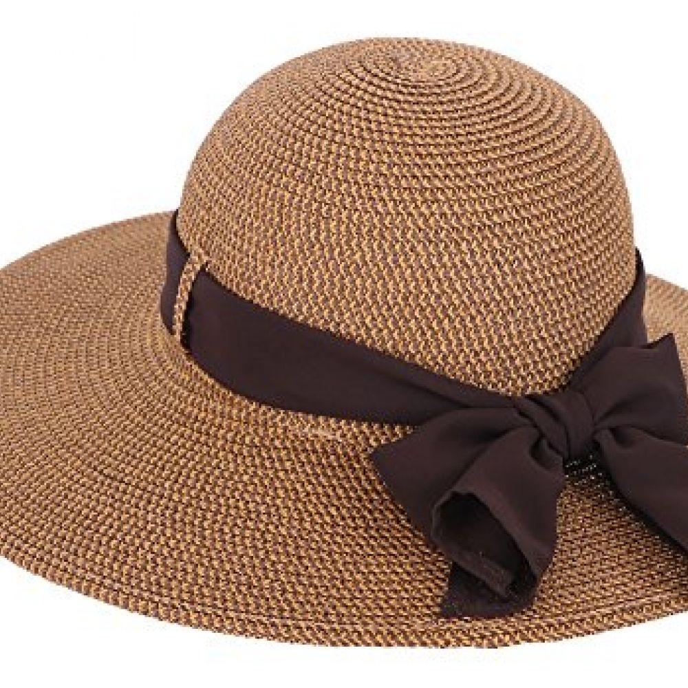0606c1a22f257 Simplicity Women s Wide Brim Summer Beach Sun Straw Hats