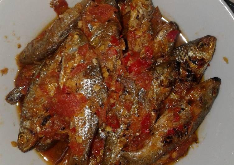 Resep Sambal Ikan Wader Oleh Diyah Resep Resep Ikan Saus Ikan Resep Makanan
