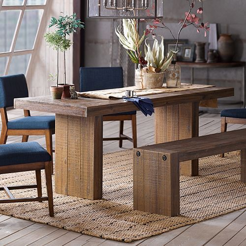 Ink Ivy Monterey Dining Table Apartment Design Dining