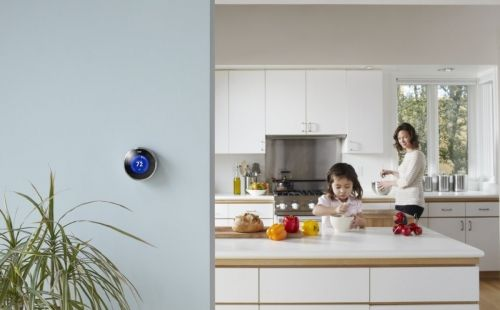 Superior Nest Thermostat Apartment Nest Thermostat Kitchen Apartments Nice