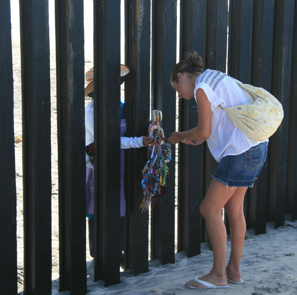 trade along the us mexico border fence in 2020 mexico on border wall id=26794