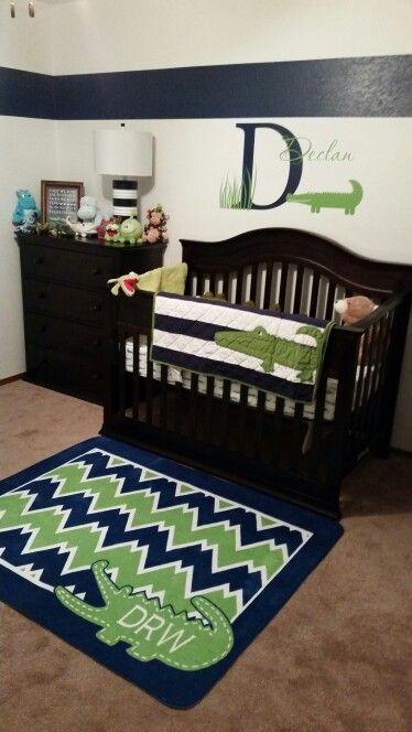 Baby S Room Alligator Nursery Showers
