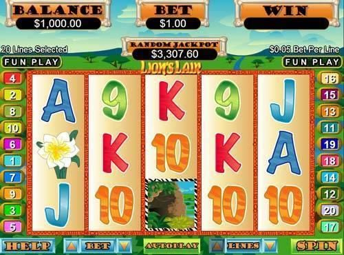 casino slot games online free