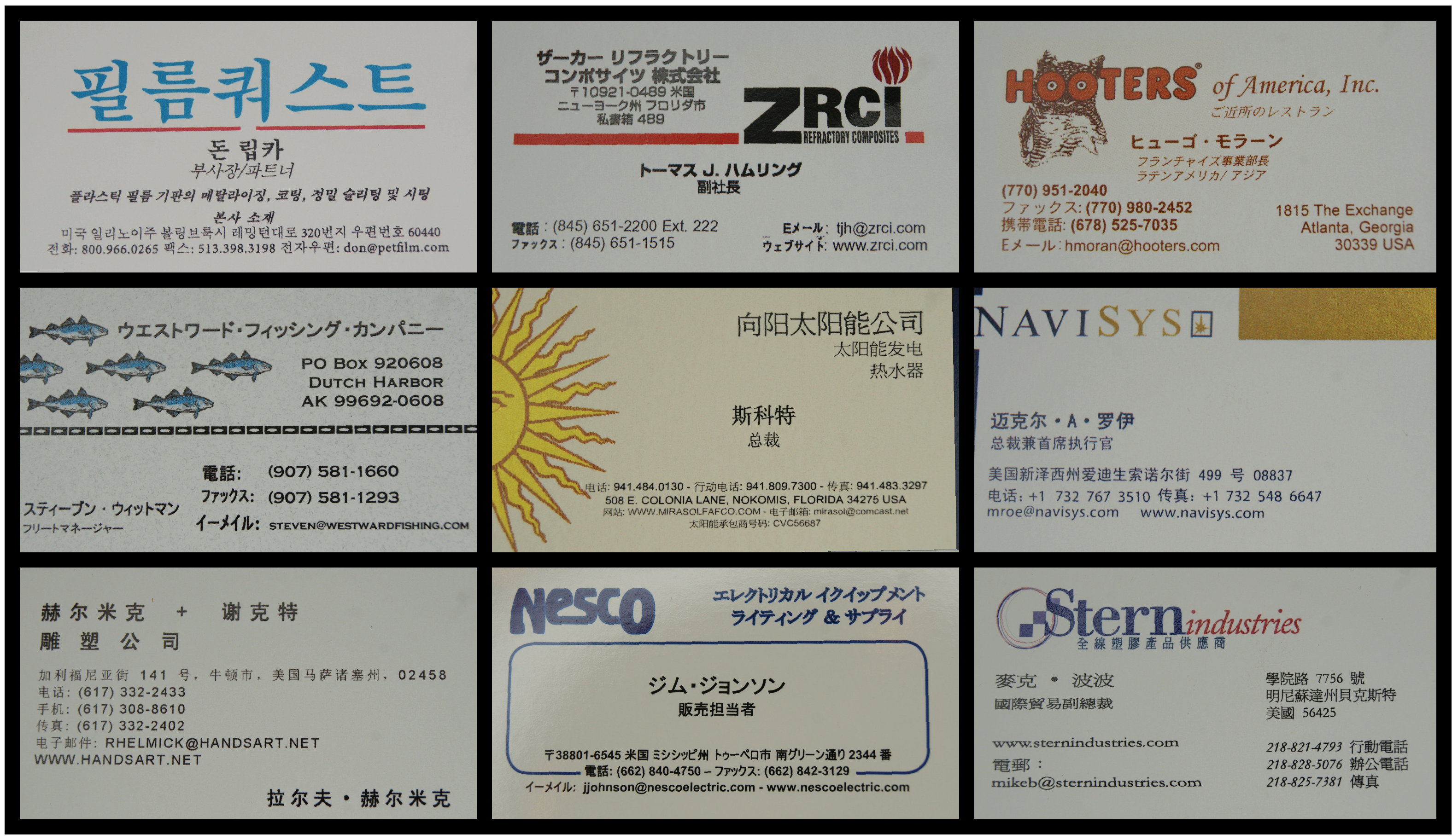 Asian Business Cards Chinese Business Card Invest Wisely Bilingual