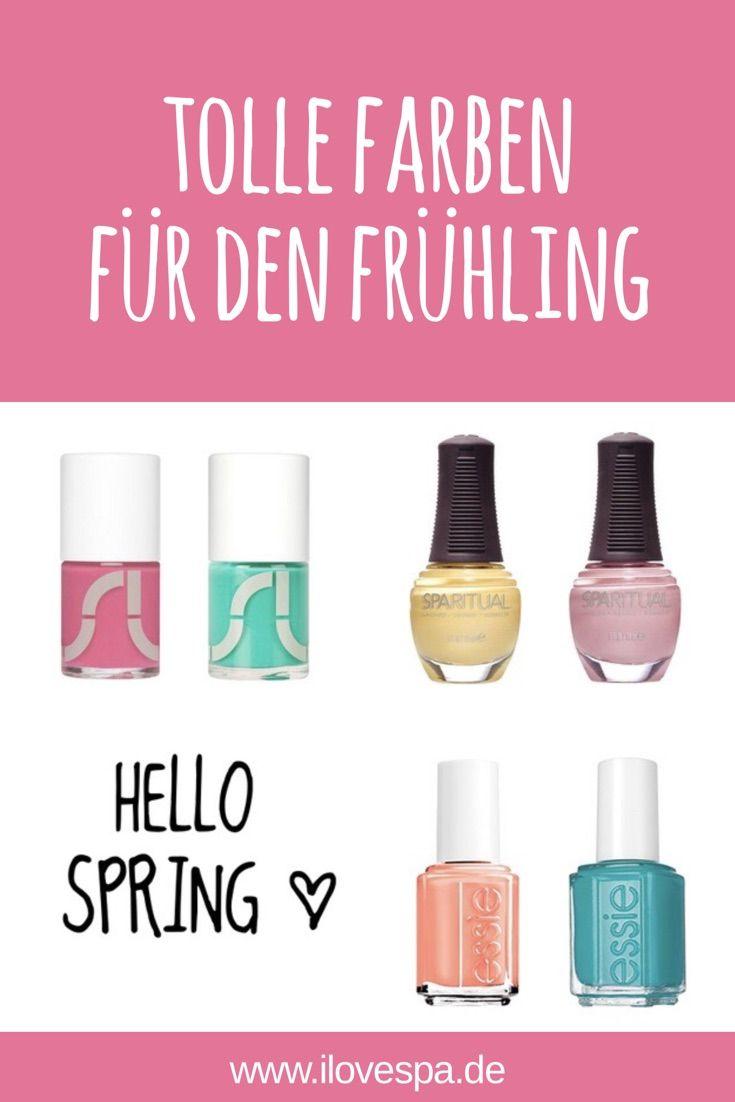 Großzügig Spa Ritual Nägel Ideen - Nagellack-Design-Ideen ...