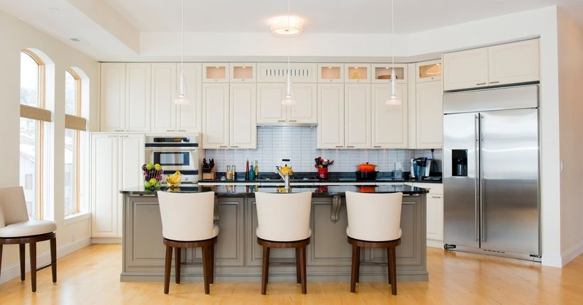 Should You Refinish Your Kitchen Cabinets, or Replace Them ...