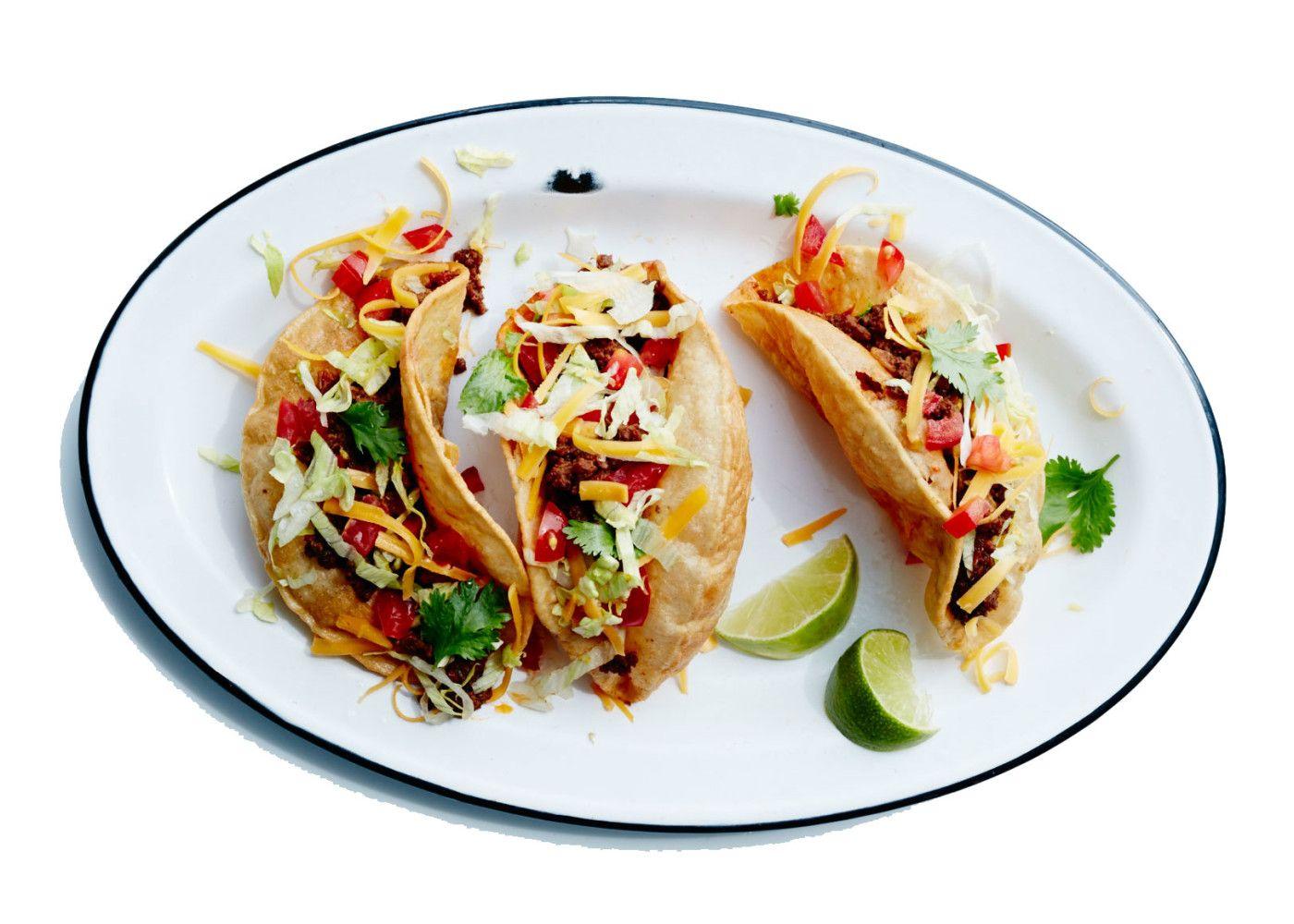 33 Taco Recipes We Love Beef Picadillo Puffy Tacos Recipes