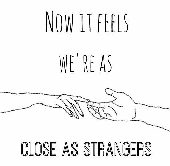 5sos Close As Strangers