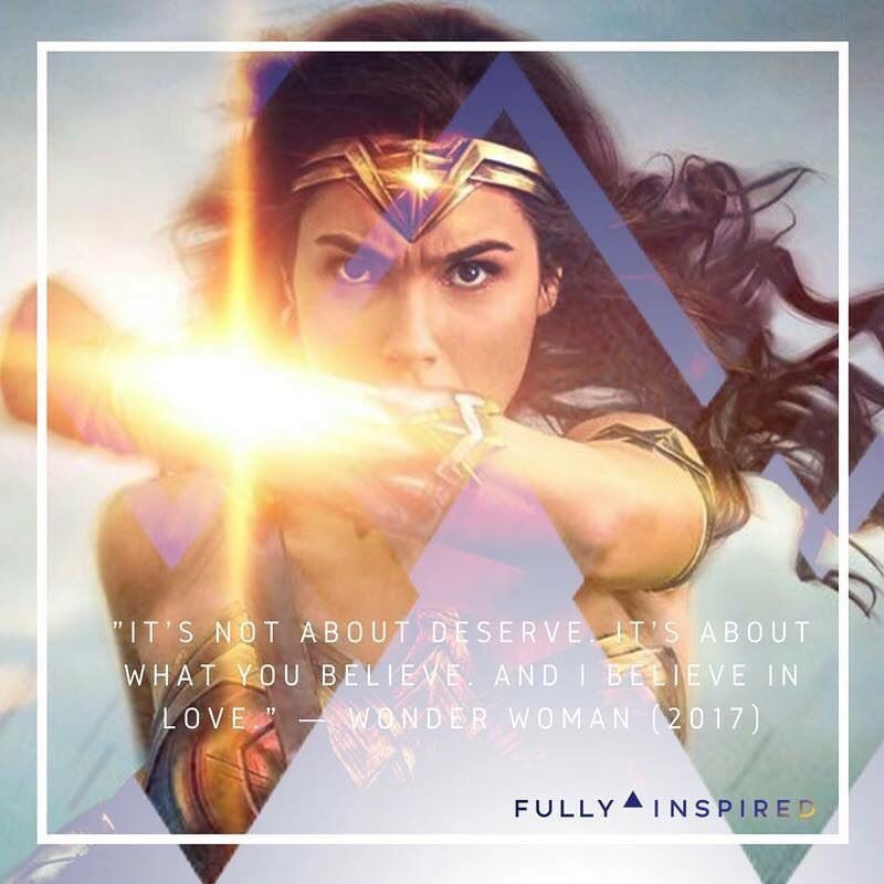 Pin By Matilde Bernabei On Sunshine And Smiles I Believe In Love Wonder Woman Hold Your Peace