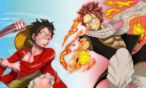 Natsu Dragneel Images Luffy And Natsu Hd Wallpaper And Background Natsu Luffy Anime Naruto and natsu wallpaper hd