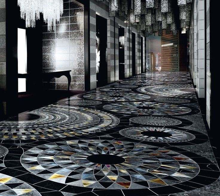 carrelage mosa que de design italien par sicis en 35 photos mosaique d corative pinterest. Black Bedroom Furniture Sets. Home Design Ideas