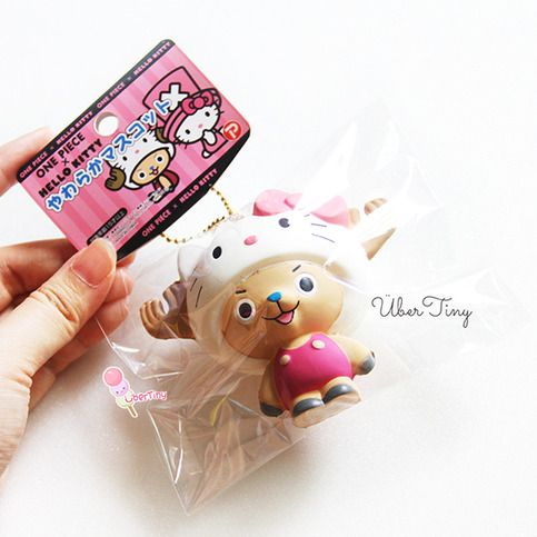 264dd2305 Very rare and hard to find, this Hello Kitty x Chopper collaboration has  the cutest of Sanrio and Onepiece combined. ❥ Licensed Sanrio and  Pansonworks, ...
