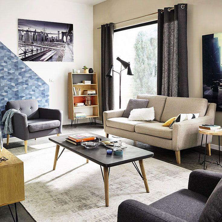 Muebles y decoración de interiores \u2013 Vintage Maisons du Monde