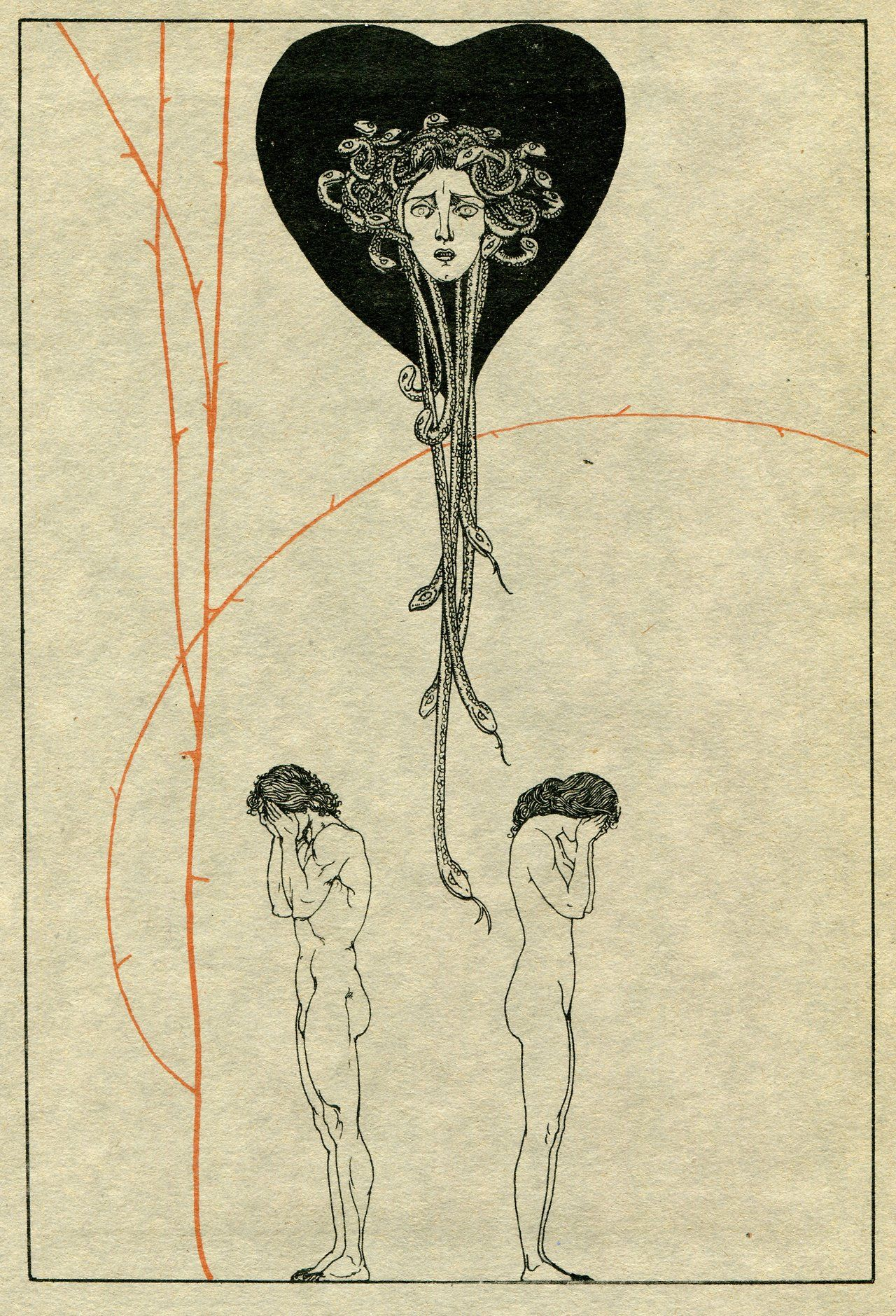 Illustration by Willy Pogany for Tannhauser