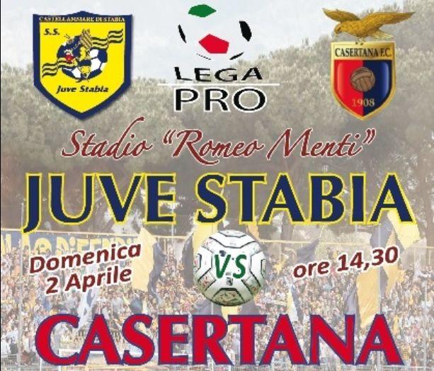Juve Stabia vs Casertana, inizia la prevendita dei biglietti