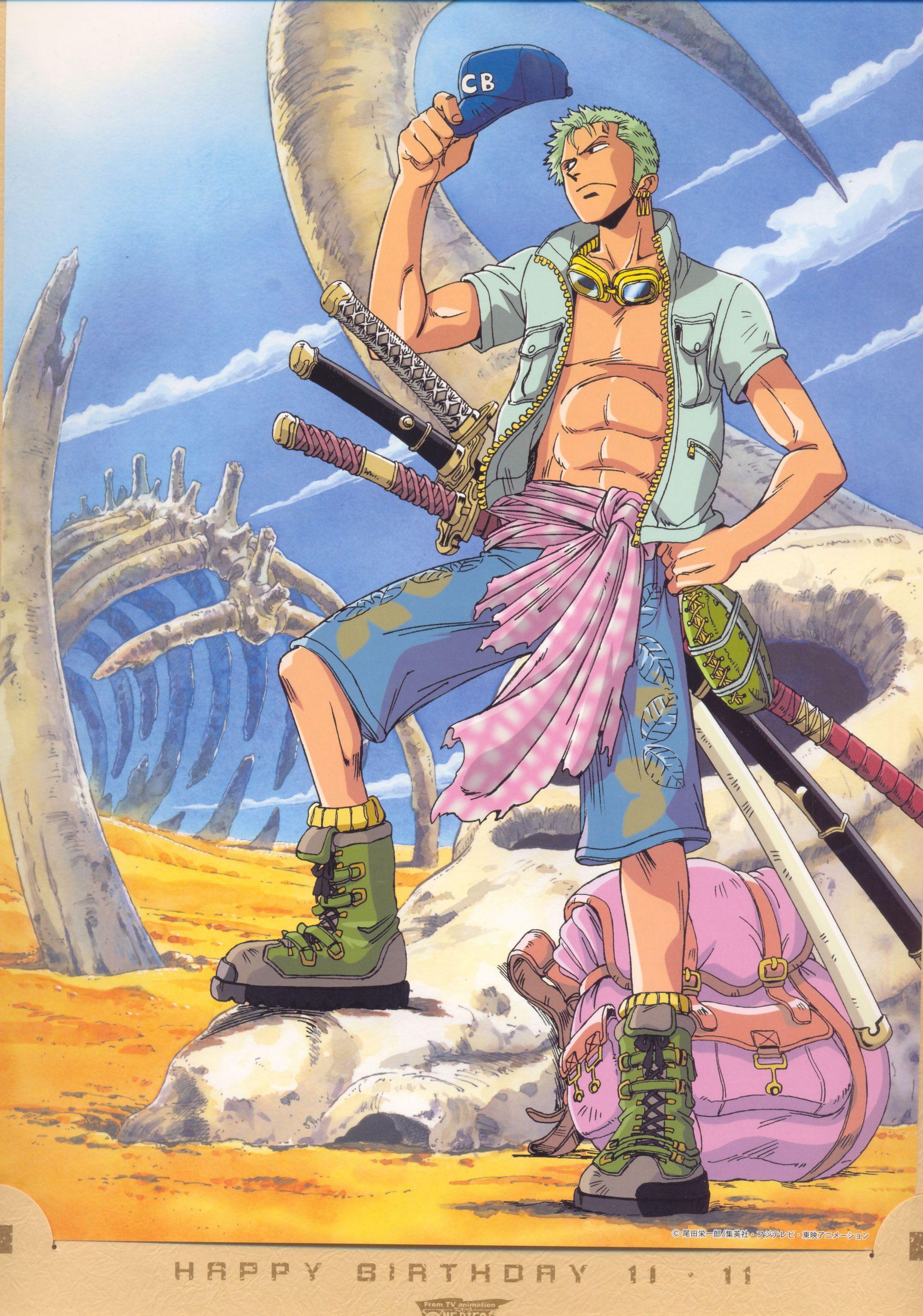 Imageboard Van Pies 10 TV (2008) / One Piece / anime
