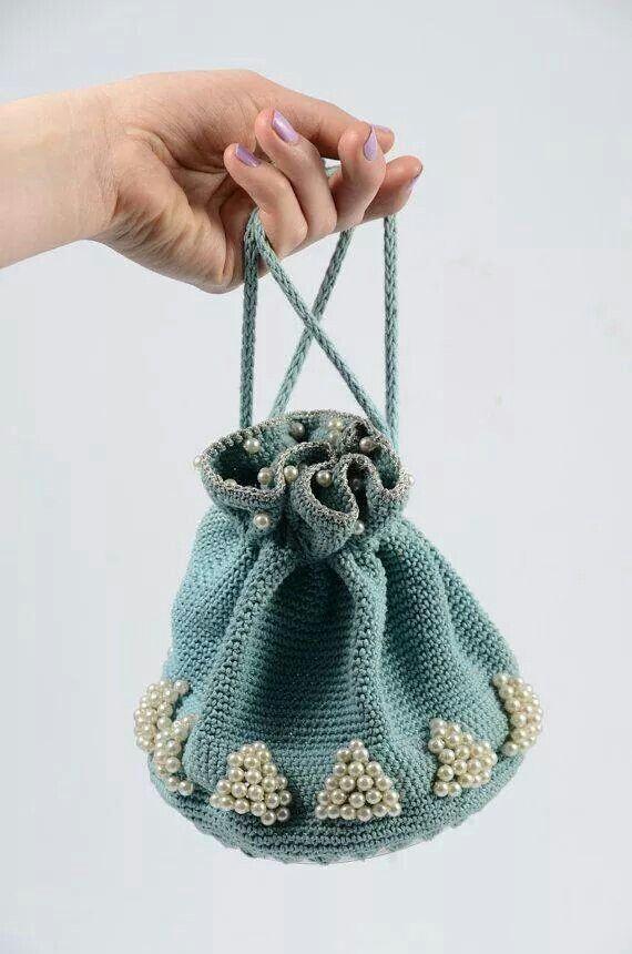 SoCroche | сумки | Pinterest | Stricken und Häkeln