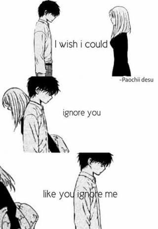 its not that simple although it hurts fav sad anime