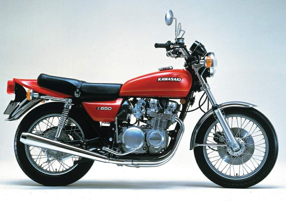 Z 650 1978 1979