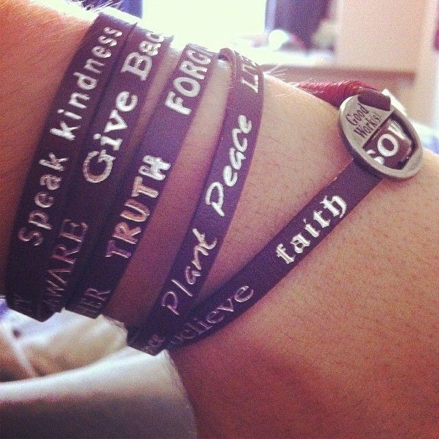 .@declan_williams | Cute. #goodworks#bracelet#birthday#present | Webstagram