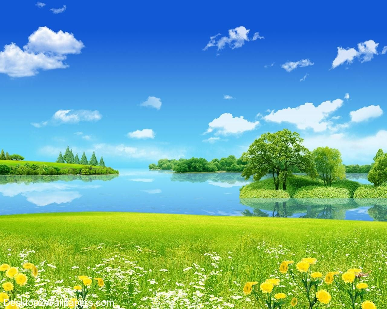 summer dreamland wallpaper free nature hd desktop | hd desktop