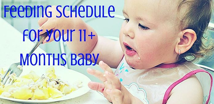In order to create the best schedule for you and your baby, you'll need to take the following things into consideration: