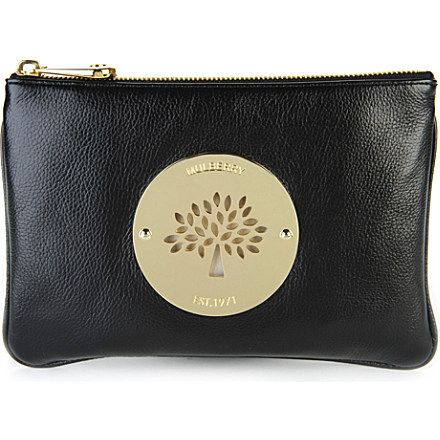 Mulberry Daria Pouch - £225.00  chic  Mulberry  mulberry  pouch  3b3f2d26448a2