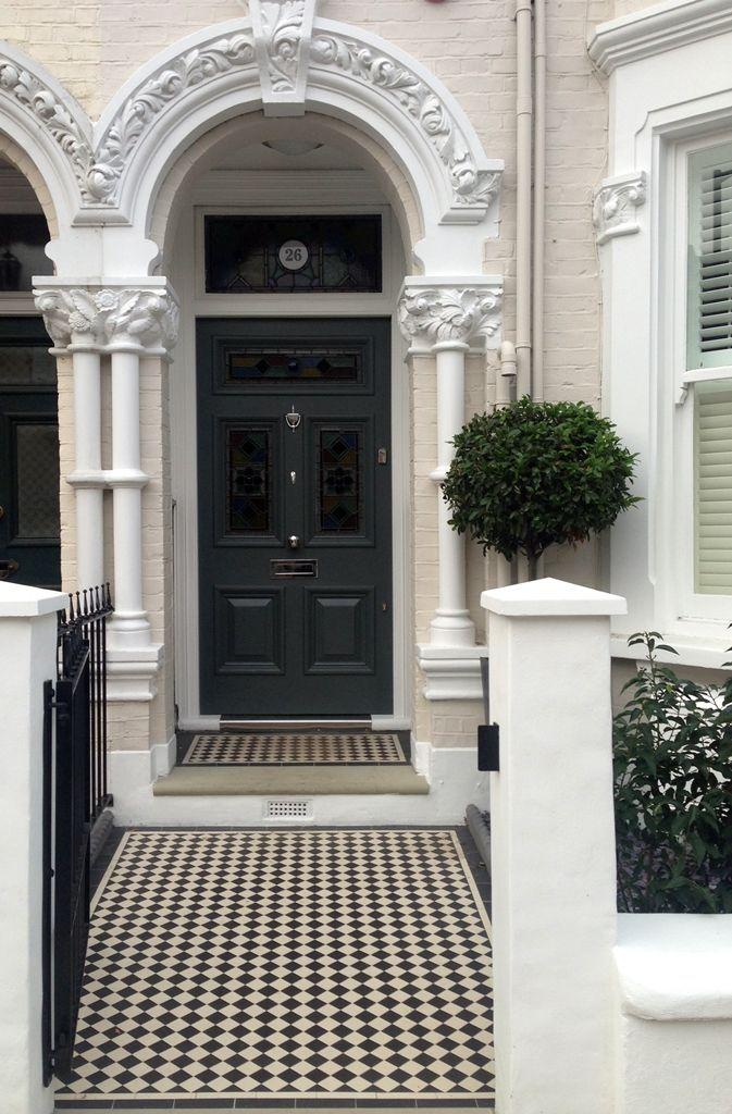 Urban front entry #exterior #frontdoor #classic | Exteriors ...